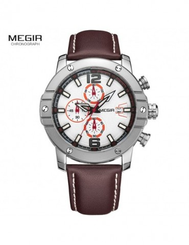 Megir Chronograph Luminous...