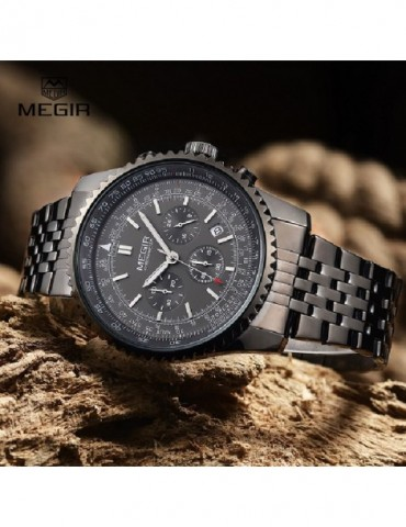 MEGIR new fashion quartz...