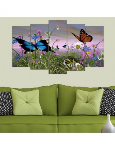 Butterfly decorate home fashion