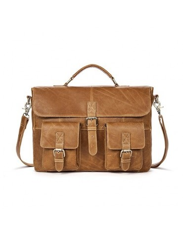 Mens Briefcases Handbag...