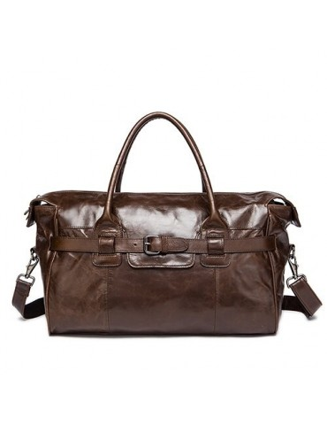 Genuine Leather Men bag Men...