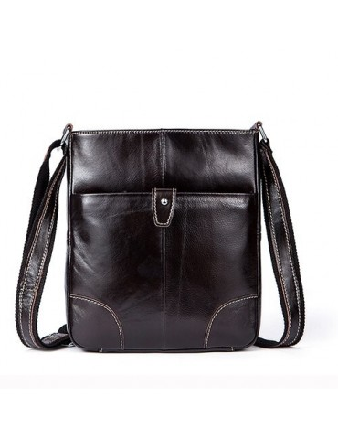 Genuine Leather Men Bag...