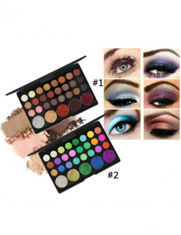 29 Color Eye Shadow Palette Glitter Waterproof Long-lasting Make Up Pressed Pigment Professional Makeup Matte