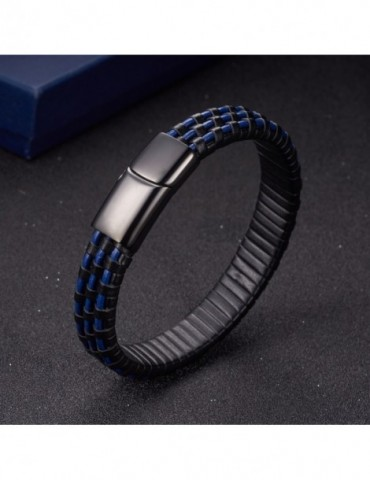 Men Leather Bracelets...