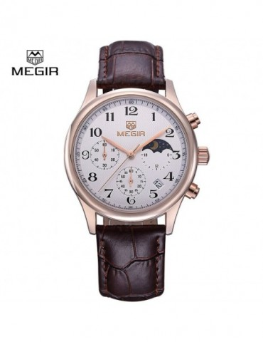 Megir fashion leather band...