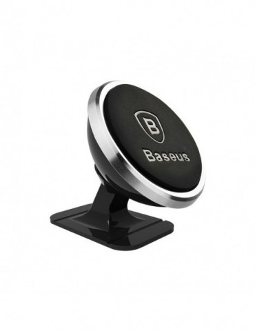 Baseus 360 Degree Rotation Magnetic Mount Car Holder Stand For iPhone7 6 6s Plus Samsung Galaxy