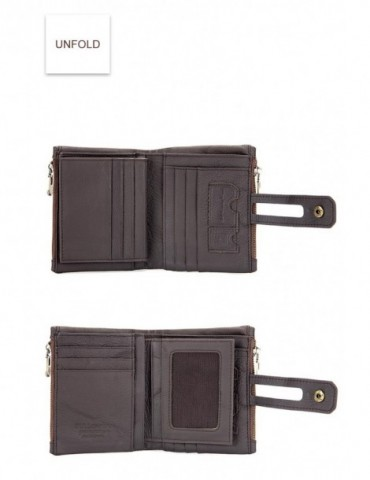 Genuine leather small...