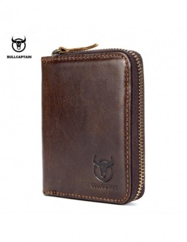 Cowhide Coin Purse Slim RFID Carteira Designer Brand Wallet New Arrival Mens Wallet clutch